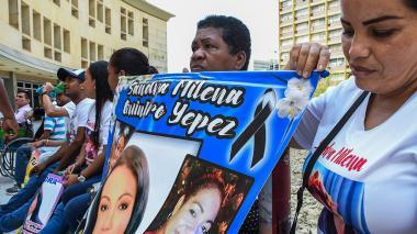 Familia de médica asesinada espera condena contra asesino