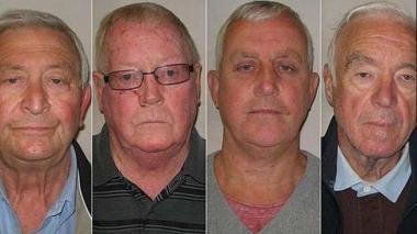 """Condenan a líder de """"Los abuelos ladrones"""", autores del mayor robo en la historia de Gran Bretaña"""