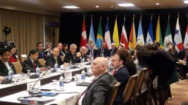 Grupo de Lima saluda reconocimiento del BID de representante de Juan Guaidó
