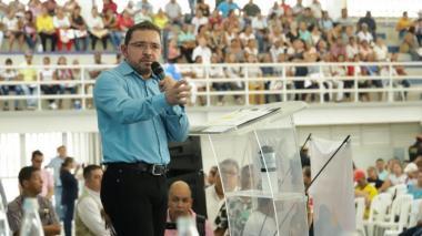 Reprograman nuevamente la audiencia contra el alcalde samario Rafael Martínez
