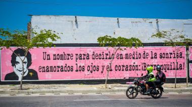Barranquilla conmemora el  legado literario de Meira Delmar