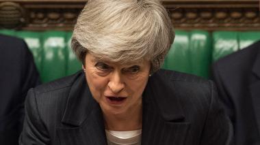 """May pedirá una """"corta prórroga"""" del Brexit a la Unión Europea"""