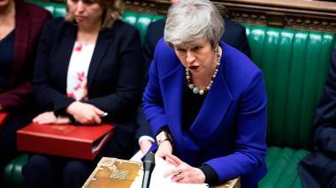 La UE condiciona prórroga a aprobación de acuerdo de Brexit por Parlamento británico