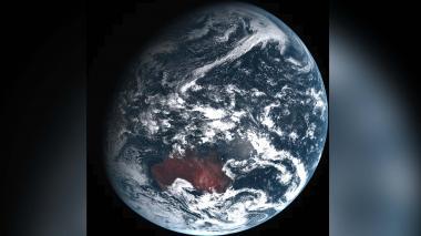 El meteorito que solo los satélites pudieron ver