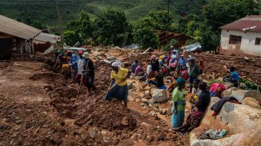 200.000 personas en Zimbabue afectadas por el ciclón y las inundaciones