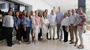 Atlántico se destaca en lucha contra brote de sarampión