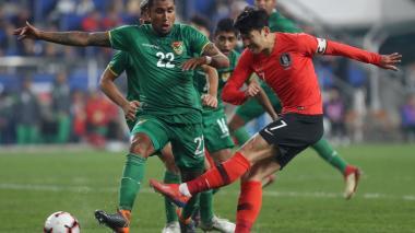 Corea del Sur, próximo rival de Colombia, derrotó 1-0 a Bolivia