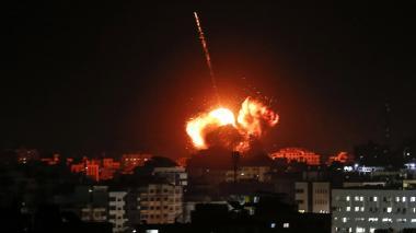 En video | Hamas anuncia alto el fuego con Israel tras escalada de las últimas horas