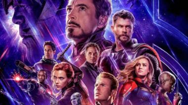 Usuarios reaccionan  al nuevo video de 'Avengers: Endgame'