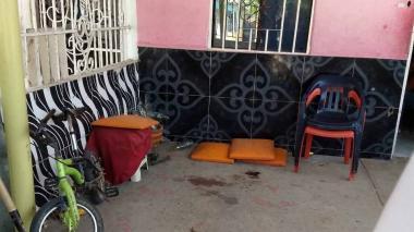 Sicarios iban por la mujer asesinada en Los Olivos