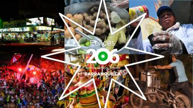 En audio   Estos son los sonidos que representan a Barranquilla