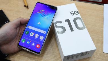 Este es el primer smartphone 5G del mundo