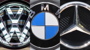 """Bruselas afirma en un informe """"preliminar"""" que hubo cartel entre BMW, Daimler y VW"""