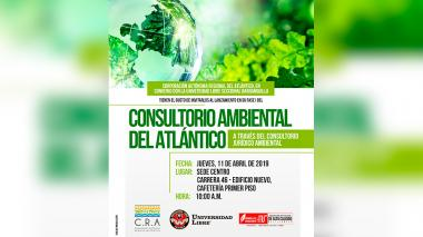 Primer consultorio ambiental del Caribe