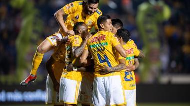 Tigres elimina a Santos y avanza a la final de la Liga de Campeones de Concacaf