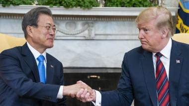 """Trump habla de posibles """"nuevos encuentros"""" con Kim Jong Un"""