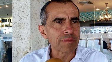 Ricardo Ramírez, director de la Upme.