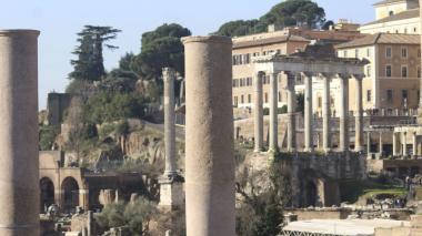 El Domus Transitoria, el primer palacio de Nerón reabre sus puertas