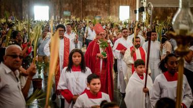 Paz y reconciliación en el Domingo de Ramos