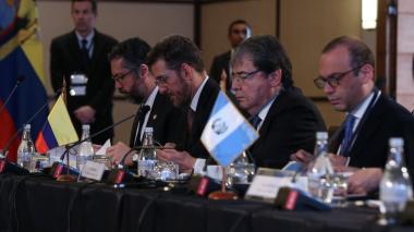 Grupo de Lima busca una salida pacífica la crisis de Venezuela