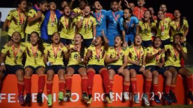 Colombia, Argentina, Brasil y Bolivia entre las 9 candidatas al Mundial Femenino 2023