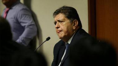 Expresidente de Perú Alan García se dispara luego de orden de captura por caso Odebrecht