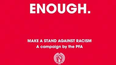 'Huelga' de redes sociales en el fútbol inglés contra el racismo