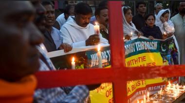 Atentados en Sri Lanka que dejan 290 muertos despiertan el recuerdo de la guerra civil
