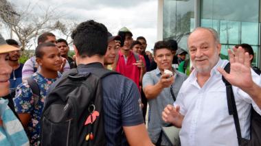 Jaime De la Ossa elegido como nuevo rector de Unisucre