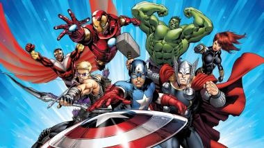 Hulk Radamel, Britni Marvel y otros 'Avengers' colombianos