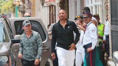En video   Will Smith lanzó tráiler de la película que filmó en Cartagena