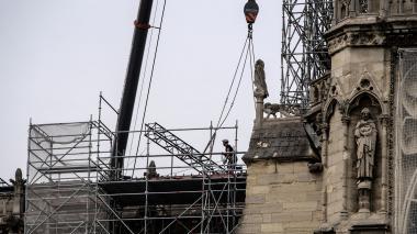 Pamela Anderson, furiosa por donaciones para Notre Dame