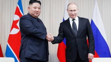 Rusia y Norcorea reavivan vínculos históricos