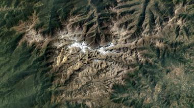 Vea cuánta nieve ha perdido la Sierra Nevada en 35 años