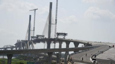 En octubre inician pruebas de carga del nuevo puente Pumarejo: director del proyecto