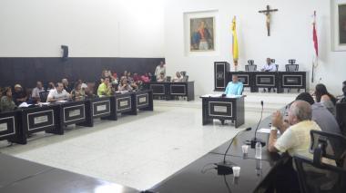 """Asamblea del Atlántico no """"tolerará"""" ausencia de secretarios de despacho a debates de control político"""