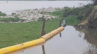 Nueva emergencia en bocatoma del acueducto deja sin agua a Barranquilla y Soledad