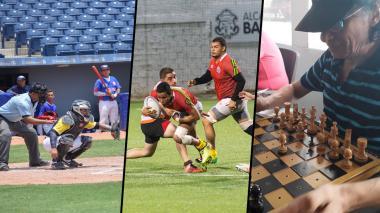 ¡A jugar se dijo! | Béisbol, rugby y ajedrez, los deportes para este fin de semana