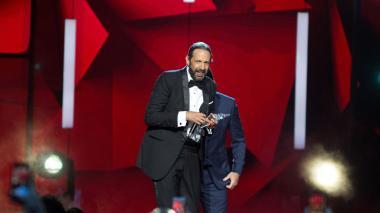 Juan Luis Guerra recibió el Premio Billboard a la Trayectoria Artística