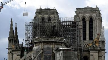 La reconstrucción de Notre Dame, envuelta en polémicas
