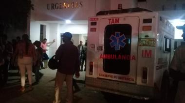 Un muerto en ataque en estadero de Sinú