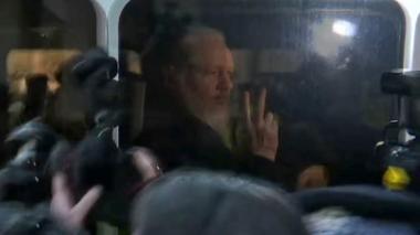 """Abogados de Assange presentan demanda por """"extorsión"""" ante un tribunal español"""