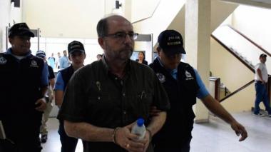 Corte Suprema formaliza solicitud de extradición de Alonso Acosta Osío