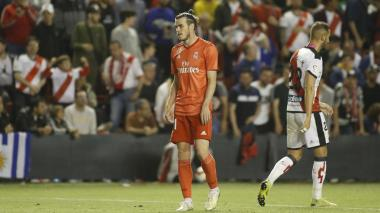 Real Madrid cae 1-0 ante Rayo Vallecano en La Liga