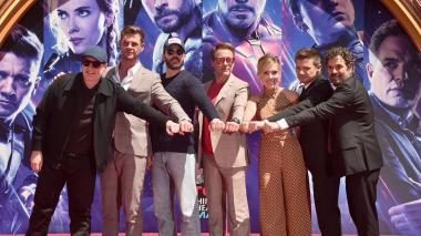 'Avengers: Endgame' rompe récord de taquilla con 1.209 millones de dólares