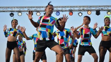 La fiesta de la danza en Barranquilla