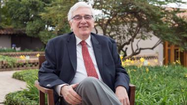 El profesor Moisés Wasserman es el encargado de coordinar este foco en la Misión Internacional de Sabios.