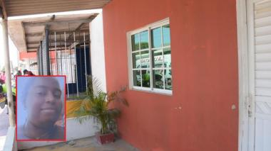 Aura María Obregón Agámez fue asesinada el sábado en una casa de una vecina ubicada en la carrera 35 con calle 11 del barrio Rebolo.