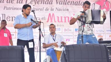 Aplazan acto de premiación del Festival Vallenato