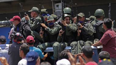 Proceso en Venezuela no es golpe de Estado: Grupo de Lima